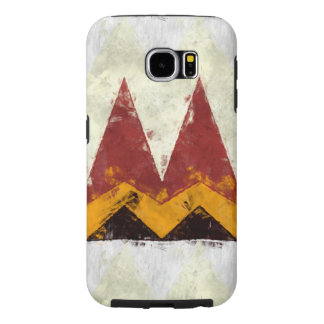 Red Mountains Samsung Galaxy S6 Case