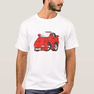 Red MR2 Mark 1 T-Shirt