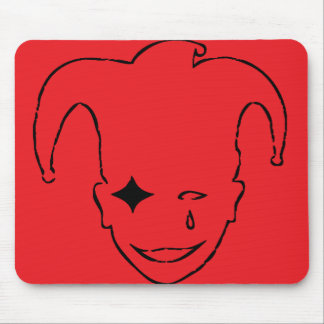 Red MTJ Mouse Pad