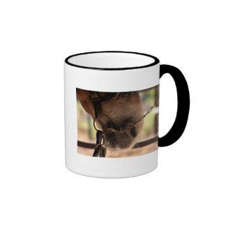 Red Mule Mouth Mug