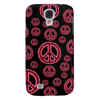 Red Multi-Peace IPhone 3 Case