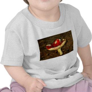 Red Mushroom T Shirts
