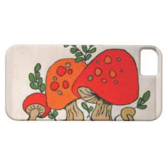 Red Mushrooms~ iPhone 5 CasesMate case