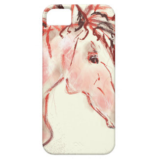 Red Mustang iPhone SE/5/5s Case