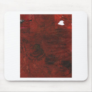 Red Muun Mouse Pad