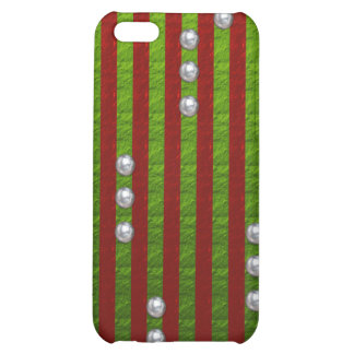 'Red n Green' iPhone4 case iPhone 5C Cases