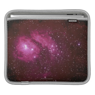 Red Nebula Sleeves For iPads