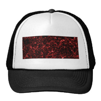 RED NEBULA SPACE PHENOMENA GALAXIES MILKY START SY TRUCKER HAT