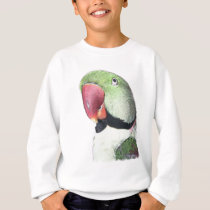 Red Neck Parakeet Products Sweatshirt