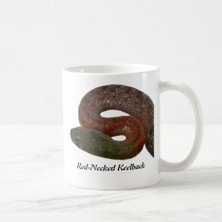 Red-Necked Keelback Coffee Mug