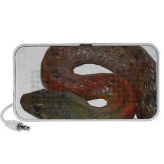 Red-Necked Keelback Mp3 Speakers