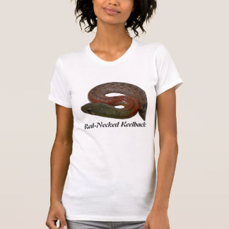 Red-Necked Keelback Tee Shirts