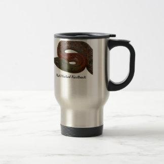 Red-Necked Keelback Travel Mug