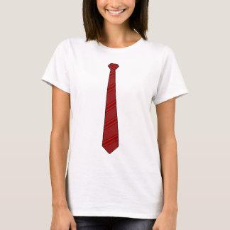 Red Necktie Shirt