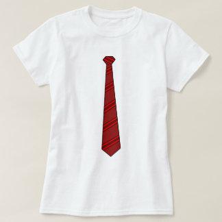 Red Necktie T-Shirt