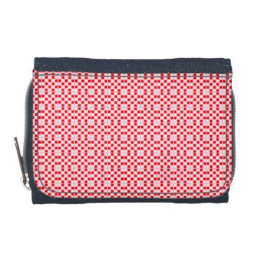 Professional Business Red-New-Market-Denim-Wallet's Wallets