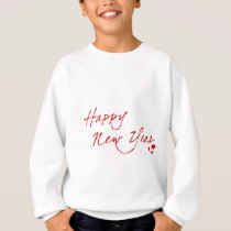 Red New-Year #2 Sweatshirt