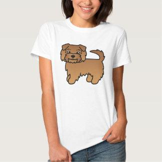 Red Norfolk Terrier T-Shirt