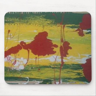 Red Nose Mouse Pad