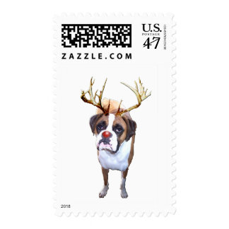 Red Nose Tucker Stamp