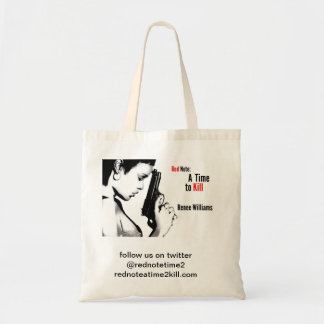 Red Note Small tote