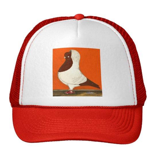 Red Nun Pigeon Trucker Hat