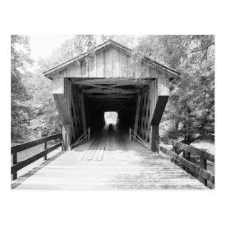 Red Oak Creek Bridge Postcard