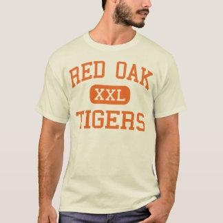 Red Oak - Tigers - Senior - Red Oak Iowa T-Shirt