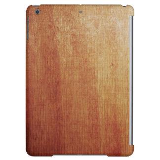 Red Oak Wood Print iPad Air Case