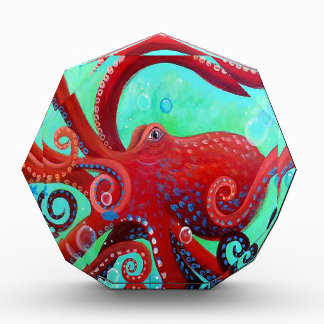 Red Octopus Award