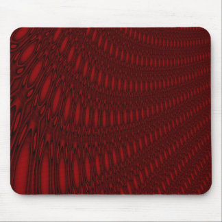 Red Octopus Tentacles Mousepad