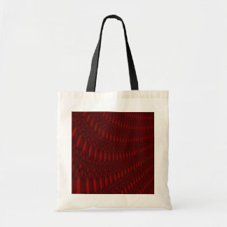 Red Octopus Tentacles Tote Bag