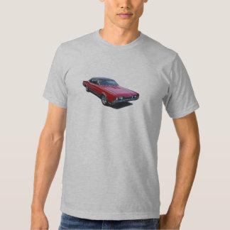 Red Olds Cutlass t-shirt