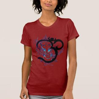 Red Om Shirt