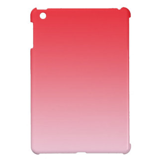 Red Ombre Case For The iPad Mini