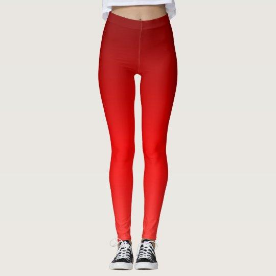f94398cd4 Red Ombre Leggings