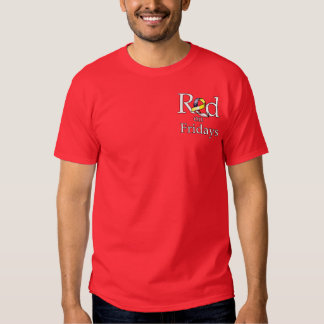 Red on Fridays T-Shirt
