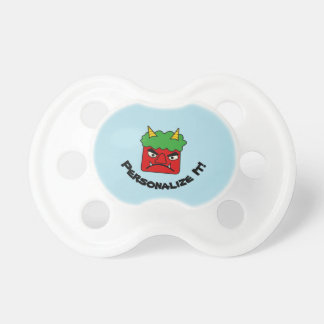 Red Oni Pacifier