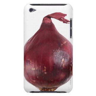 Red onion  isolated on white background, DFF iPod Touch Cover