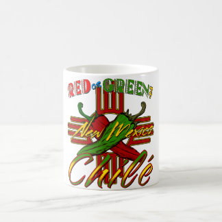 Red or Green? Coffee Mug
