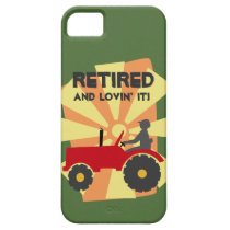 Red or Green Tractor Any Type Phone Case