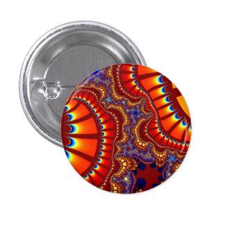 Red Orange Sunset Remix Button
