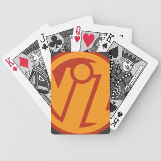 Red-Orange Viz Cards