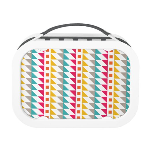 Teal And Red Yellow Orange Kitchen: Red, Orange, Yellow, And Teal Tribal Aztec Pattern Yubo