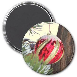 Red Orb Magnet