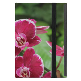Red Orchid blossom Cover For iPad Mini