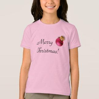 Red Ornament Christmas T-Shirt