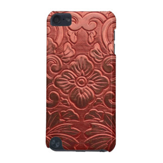 red ornate iPod Touch Case