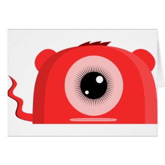 Red Oso Greeting Cards
