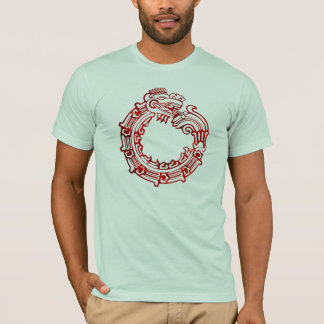 Red Ouroboros T-Shirt